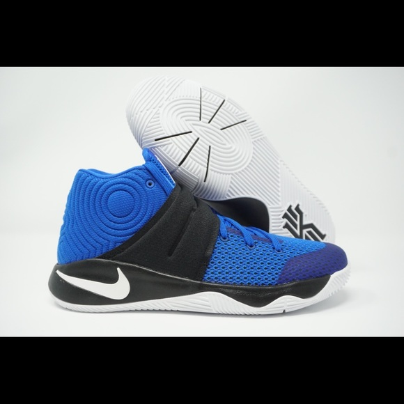 premium selection 06a3f 7cec4 Nike Kyrie 2 Duke Brotherhood Size 7Y Kids 8.5 Wmn NWT
